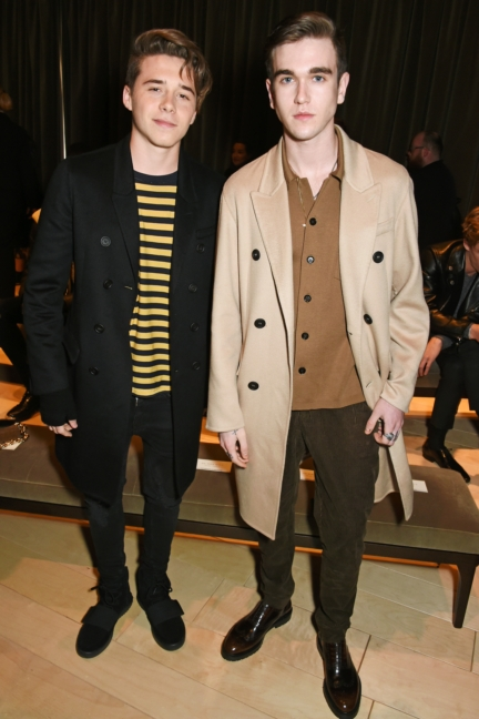 brooklyn-beckham-and-gabriel-kane-day-lewis-wearing-burberry-at-the-burberry-menswear-january-2016-show