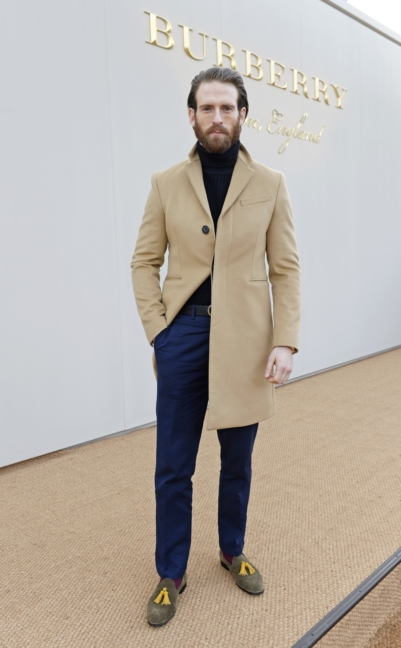 craig-mcginlay-wearing-burberry-at-the-burberry-menswear-january-2016-show