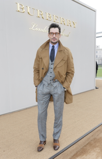 david-gandy-wearing-burberry-at-the-burberry-menswear-january-2016-show