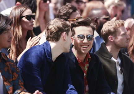 bolin-chen-george-barnett-and-nick-grimshaw-at-the-burberry-prorsum-spring-summer-2015-show