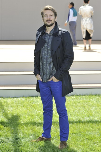 engin-hepileri-wearing-burberry-at-the-burberry-prorsum-menswear-spring-summer-2015-show