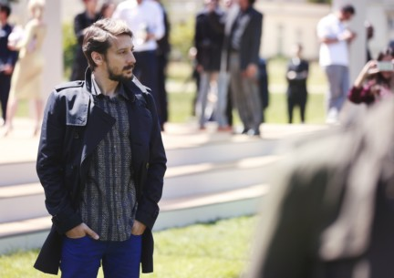 engin-hepileri-wearing-burberry-at-the-burberry-prorsum-spring-summer-2015-show