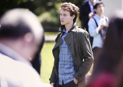 george-mackay-wearing-burberry-at-the-burberry-prorsum-spring-summer-2015-show