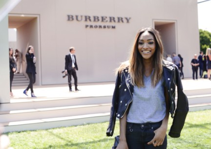 jourdan-dunn-wearing-burberry-at-the-burberry-prorsum-spring-summer-2015-show