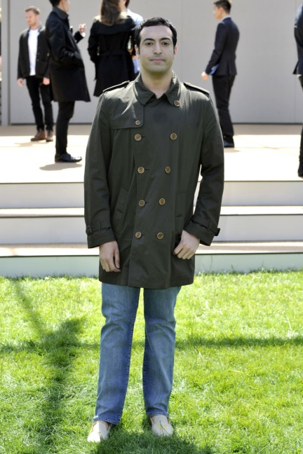 mohammad-al-turki-wearing-burberry-at-the-burberry-prorsum-menswear-spring-summer-2015-show