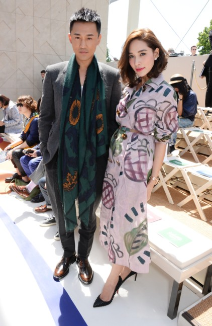 raymond-lam-and-ploy-chermarn-at-the-burberry-prorsum-menswear-spring-summer-2015-show