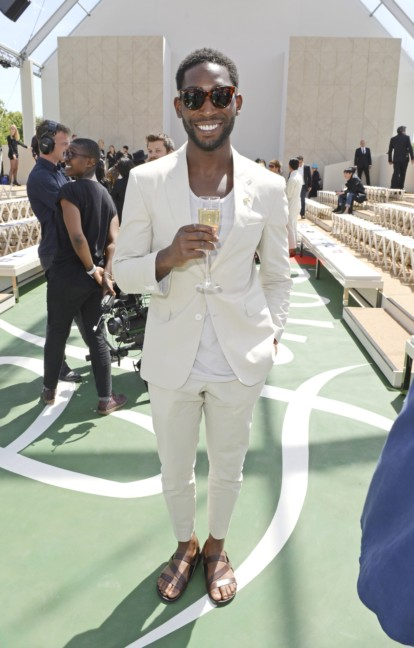 tinie-tempah-at-the-burberry-prorsum-menswear-spring_summer-2015-show