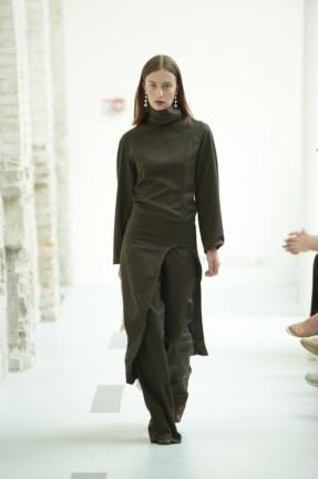 Scandinavian Academy Of Fashion Design Copenhagen S S 19 Fashion Show Images