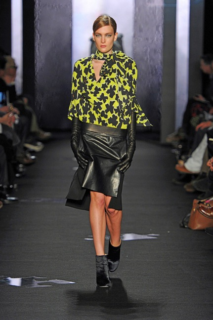 Ready to wear Fall winter 2012_DIANE_VON _FURSTENBERG_New_York_february_2012