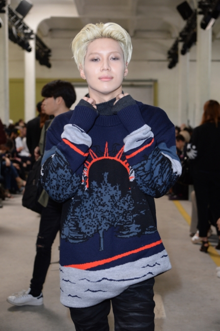 korea-singer-taemin-from-band-kpop-attends-the-diesel-black-gold-ss17-menswear-show-as-part-of-milan-menswear-fashion-week-2