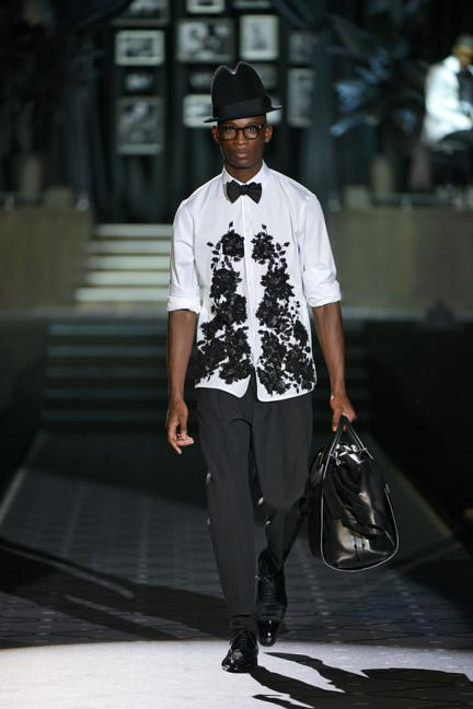 Dsquared2 Menswear fall winter 2013 _ Milan january 2013