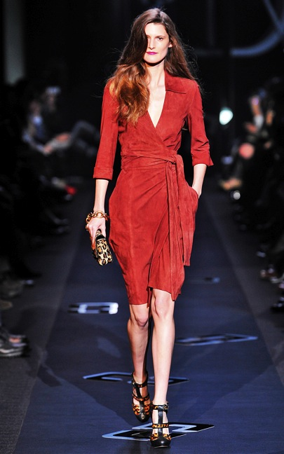 Ready to Wear Fall Winter 2013 DVF New York Fashion Week Feb 2013