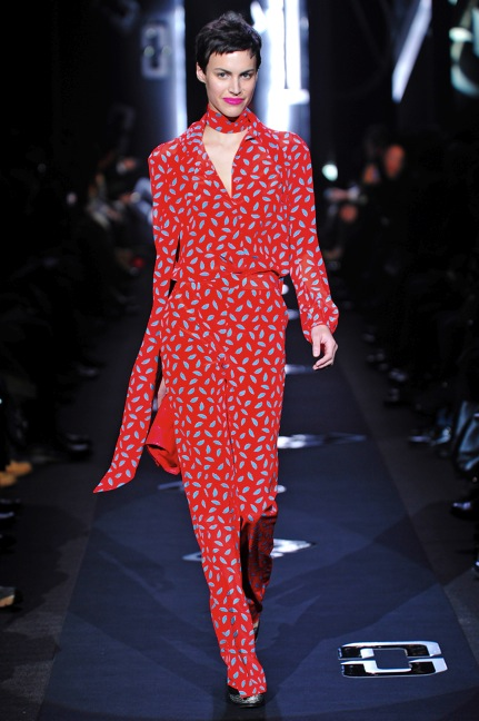 DIANE_VON_FURSTENBERG__Ready to wear  fall winter  2013_New-York_fashion week february 2013