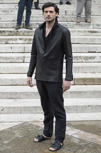 Gustavolins Homme , spring-summer 2014 Paris, France