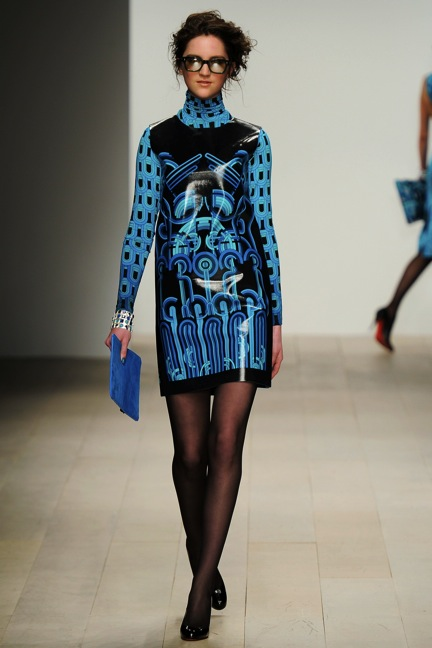 Holly Fulton Autumn Winter 2012 London Fashion Week Copyr
