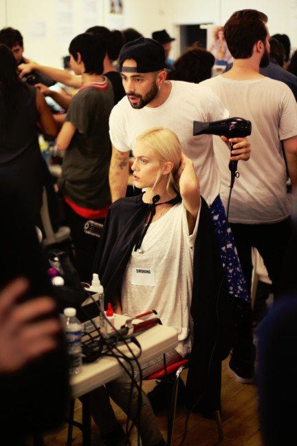 jean-paul-gaultier-paris-fashion-week-spring-summer-2015-backstage-66