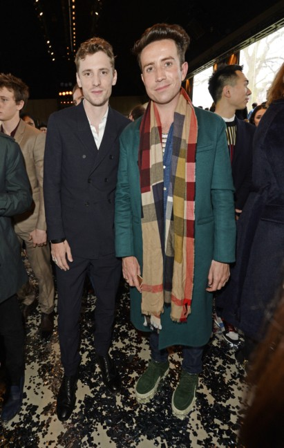 george-barnett-and-nick-grimshaw-wearing-burberry-at-the-burberry-prorsum-autumn_winter-2015-show