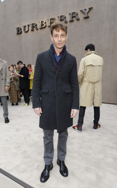 giorgio-pasotti-wearing-burberry-at-the-burberry-prorsum-autumn_winter-2015-show