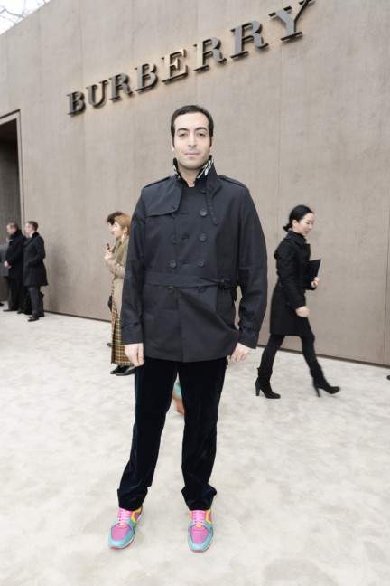 mohammed-al-turki-wearing-burberry-at-the-burberry-prorsum-autumn_winter-2015-show