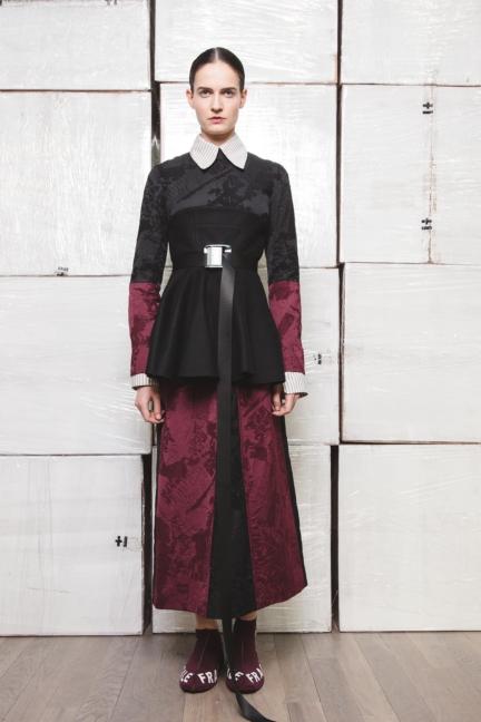 haizhen-wang-london-fashion-week-autumn-winter-17-18