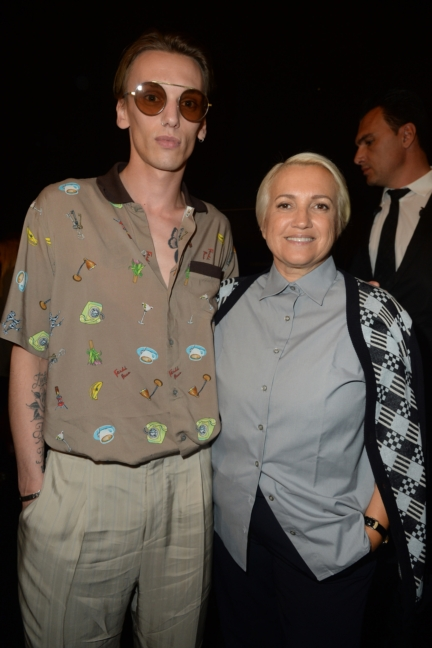 jamie-campbell-bower-and-and-silvia-venturini-fendi-fendi-ss18-womens-fashion-show