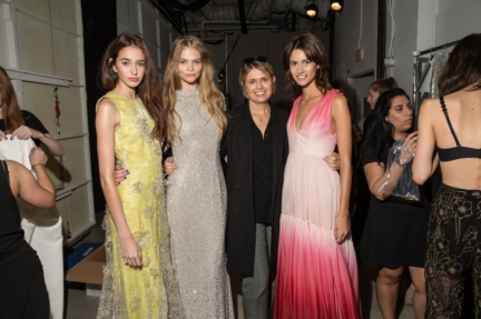 Jenny Packham New York Fashion Week Spring Summer 2016 Front Row