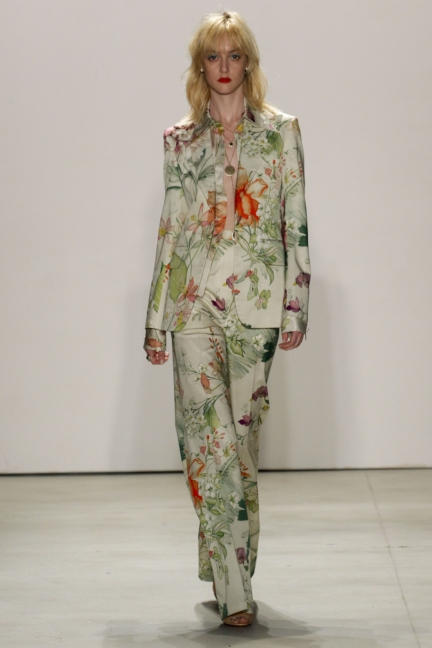 Jenny Packham New York Fashion Week Spring Summer 2016