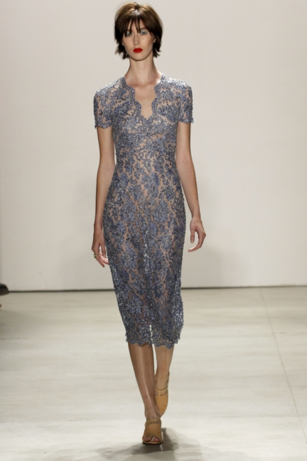 jeJenny Packham New York Fashion Week Spring Summer 2016