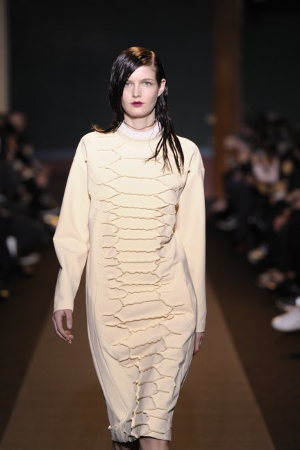 Cedric Charlier Paris Fashion Week Autumn/Winter 2014