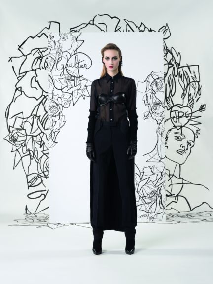 Jean-Paul-Gaultier-Paris-Fashion-Week-Autumn-Winter-2014-Pre-Fall-Presentation
