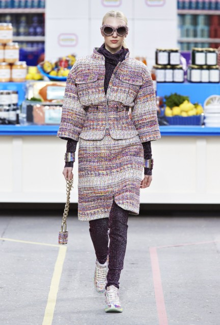 Chanel Paris Fashion Week Autumn/Winter 2014
