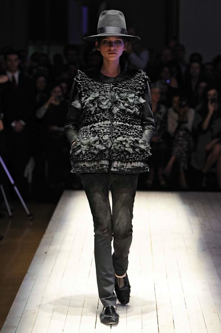 Ready to wear Fall Winter 2012 Ter et Bantine Milan February 2012