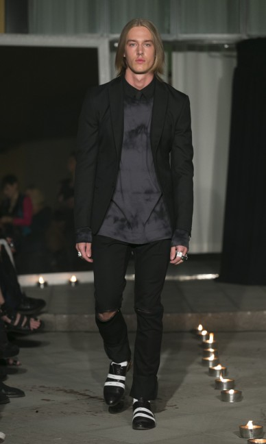 The Local Firm - MBFW Stockholm - S/S 14