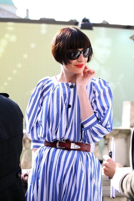Erin O'Connor - a truly 'Super Model'!