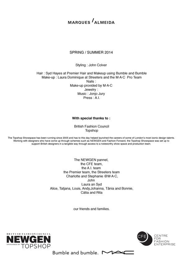 MA SS14 credit sheet (1)