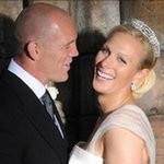 Zara-Phillips-and-Mike-Tindall's-Wedding