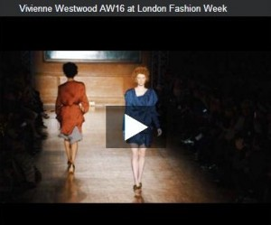 Vivienne Westwood London Fashion Week AW 16