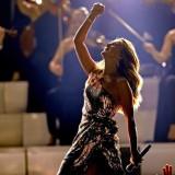 Celine Dion in Valentin Yudashkin at Billboard Music Awards