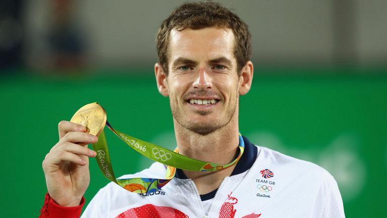 Andy Murray Wins Gold at Rio 2016 (3)