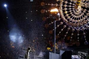 Image result for Marlene de Castro Olympic closing ceremonies