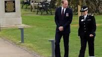 Prince William Visits National Arboretum Centre