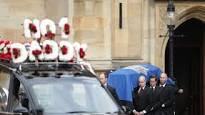 Hero PC Keith Palmer's Funeral