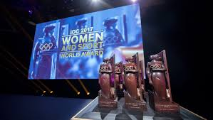 IOC WOMEN'S SPORT AWARDS