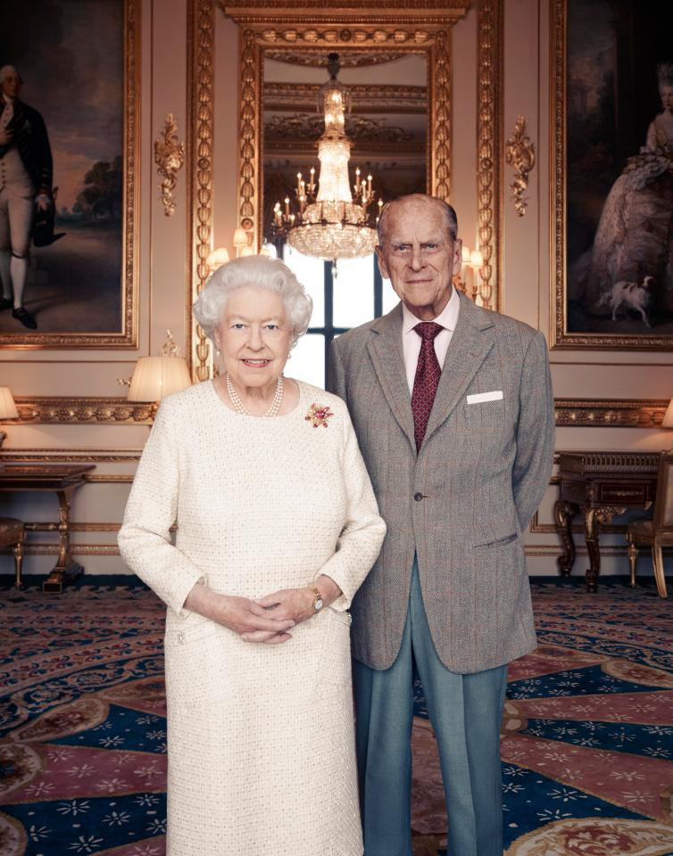 The Queen & Prince Philip 25