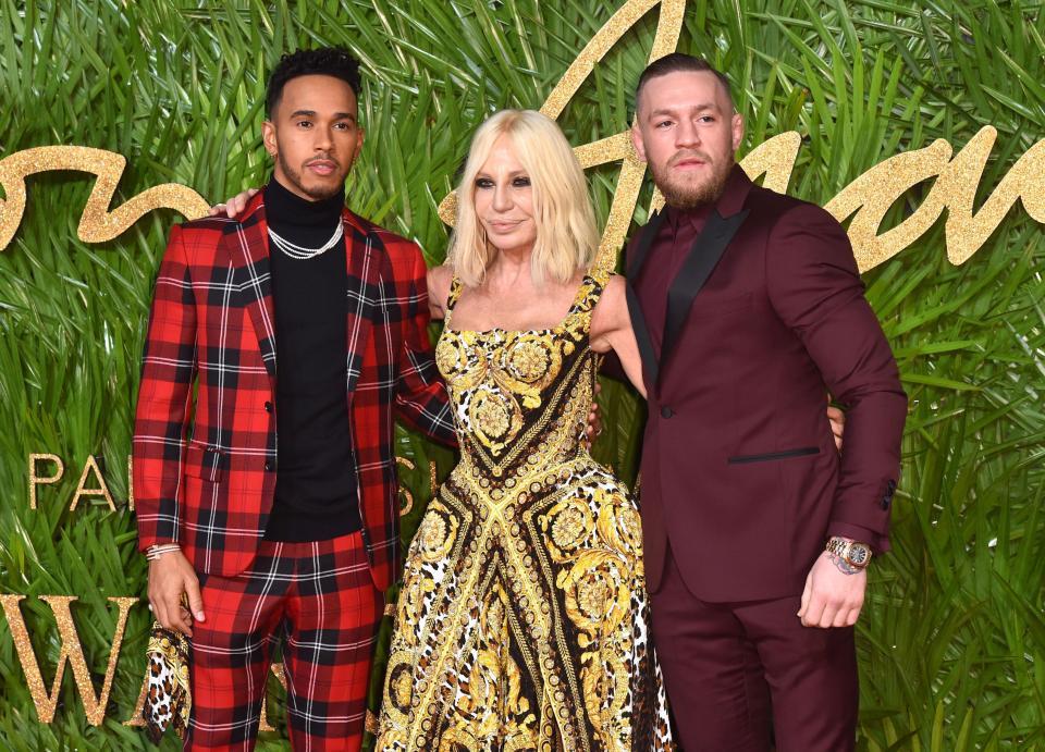 The British Fashion Awards 2017
