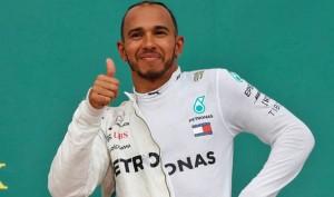 Lewis Hamilton Wins Azerbaijan Grand Prix (2)