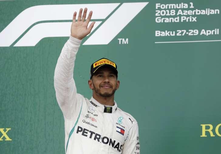 Lewis Hamilton Wins 31