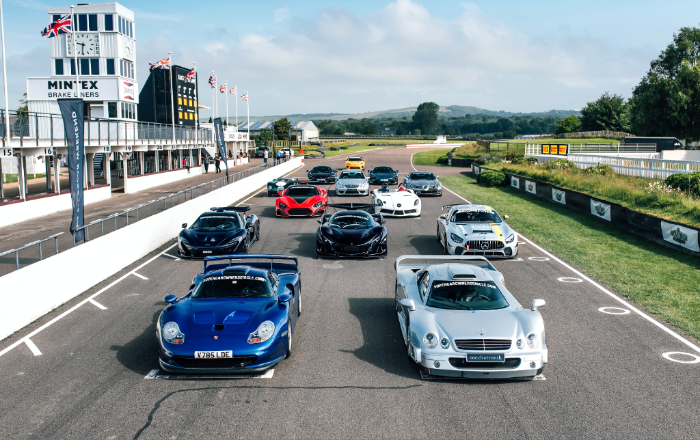 SOC Charity Track Day - Goodwood