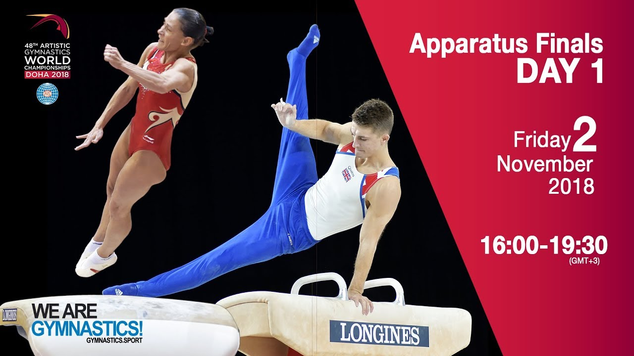 2018 DOHA ARTISTIC WORLD CHAMPIONSHIPS